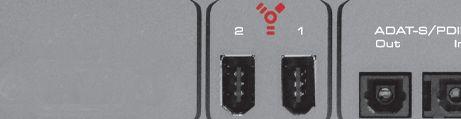 FireWire 6 broches