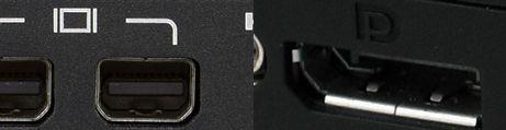 Displayport vers Mini Displayport