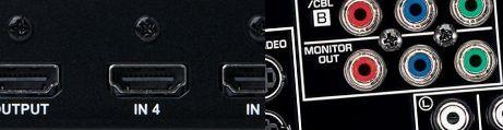 HDMI vers composante