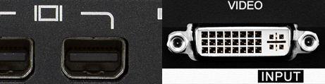 Mini Displayport vers DVI