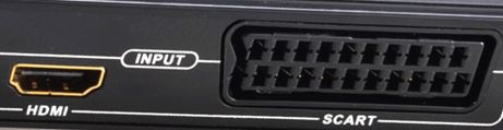 SCART vers HDMI